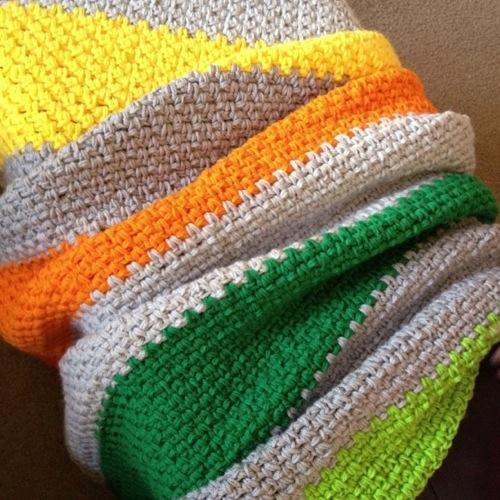 Bold Stripe Blanket Pattern Cypresstextiles Gallery