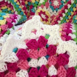 Crochet Blanket Border