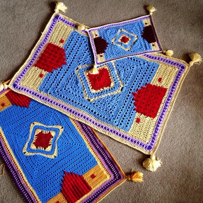 Magic Carpet No. 11, 12, and 13 | BabyLove Brand
